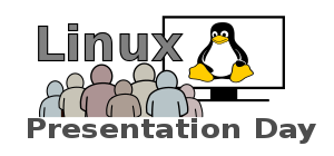 Logo in Linux Presentation Day 2015